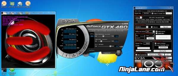 EVGA GTX 460 SuperClocked 1GB Video Card Review - EVGA