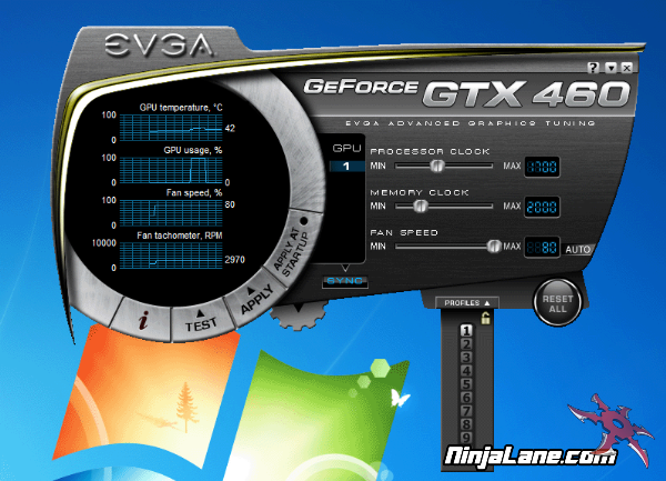 Gainward Geforce Gtx 460 Gs Обзор