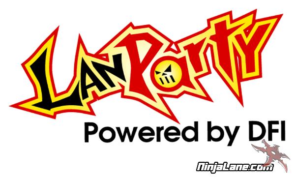 Lan Party Logo