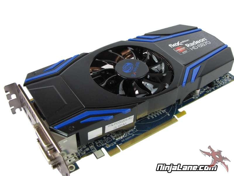 Обзор Sapphire Radeon HD 6870 Flex