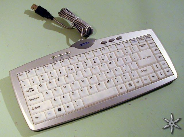 Zippy El 610 Lighted Keyboard Ninjalane
