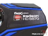 Sapphire Radeon HD 6870 Flex Video Card Review
